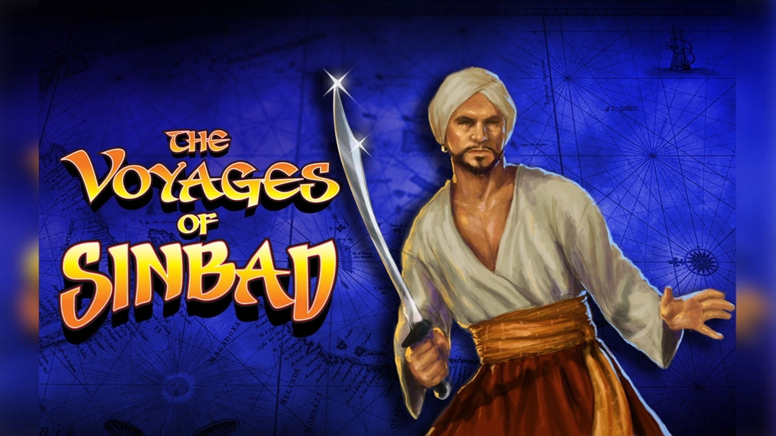 The The voyages of Sinbad Online Slot Demo Game by 2 By 2 Gaming