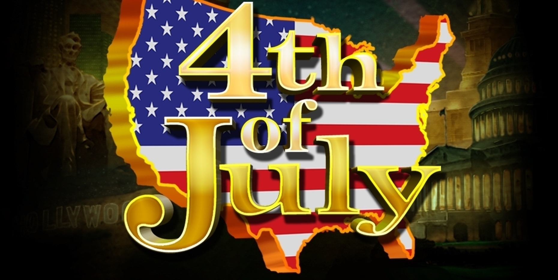 The 4th Of July Online Slot Demo Game by 888 Gaming