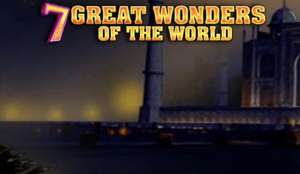 The 7 Great Wonders Of The World Online Slot Demo Game by 888 Gaming