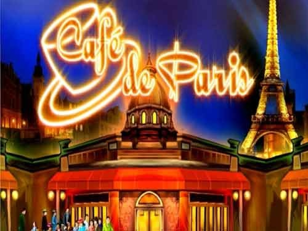 The Cafe de Paris (888 Gaming) Online Slot Demo Game by 888 Gaming