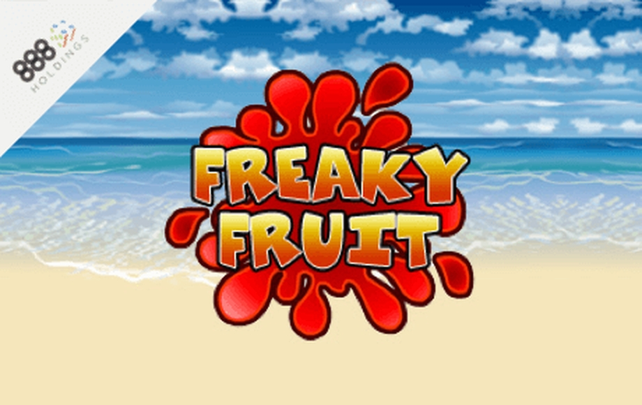 The Freaky Fruit (888 Gaming) Online Slot Demo Game by 888 Gaming