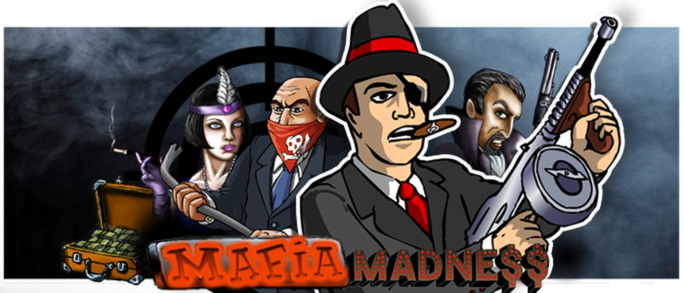 The Mafia Madness Online Slot Demo Game by 888 Gaming
