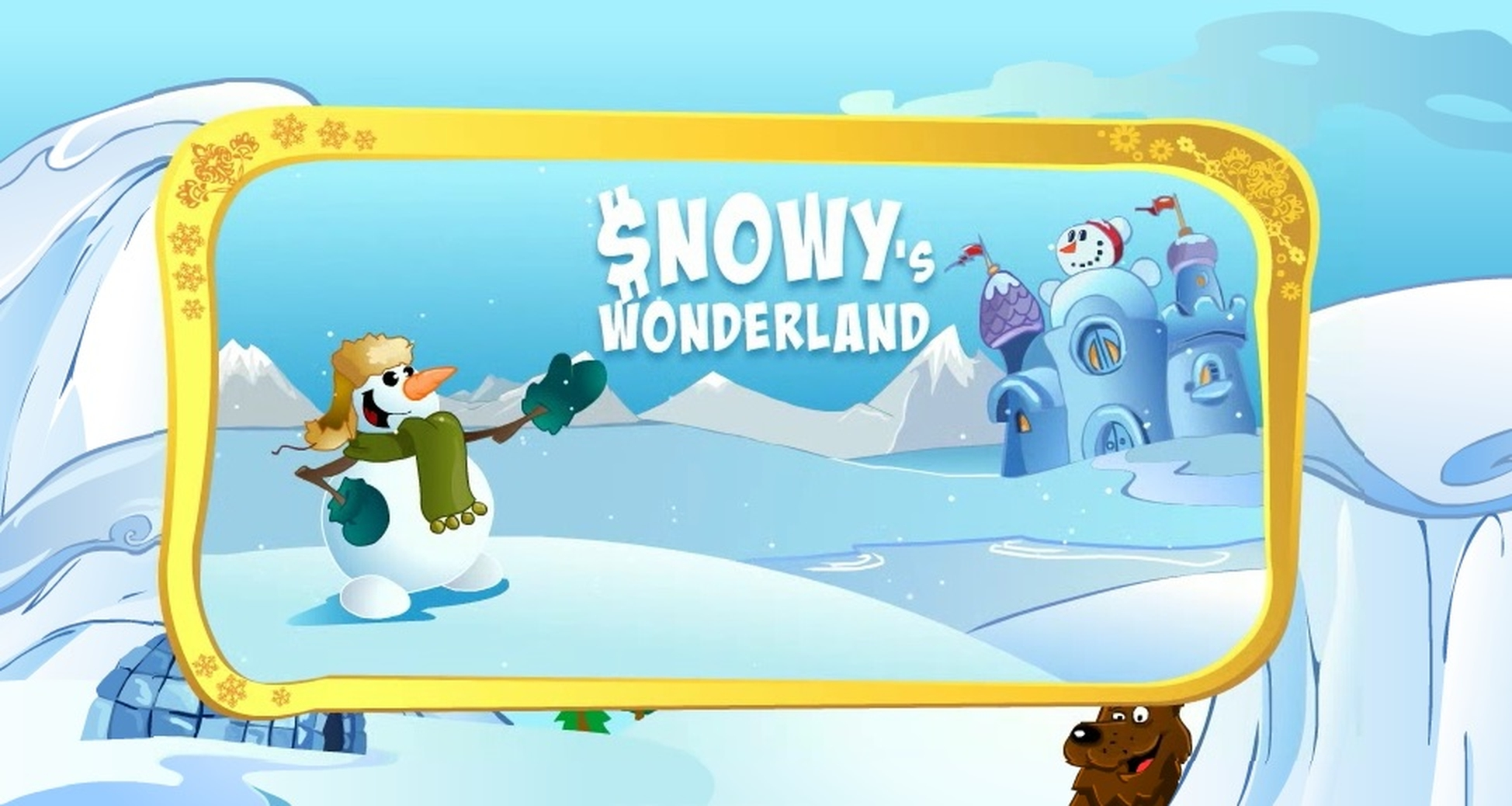 The Snowys Wonderland Online Slot Demo Game by 888 Gaming