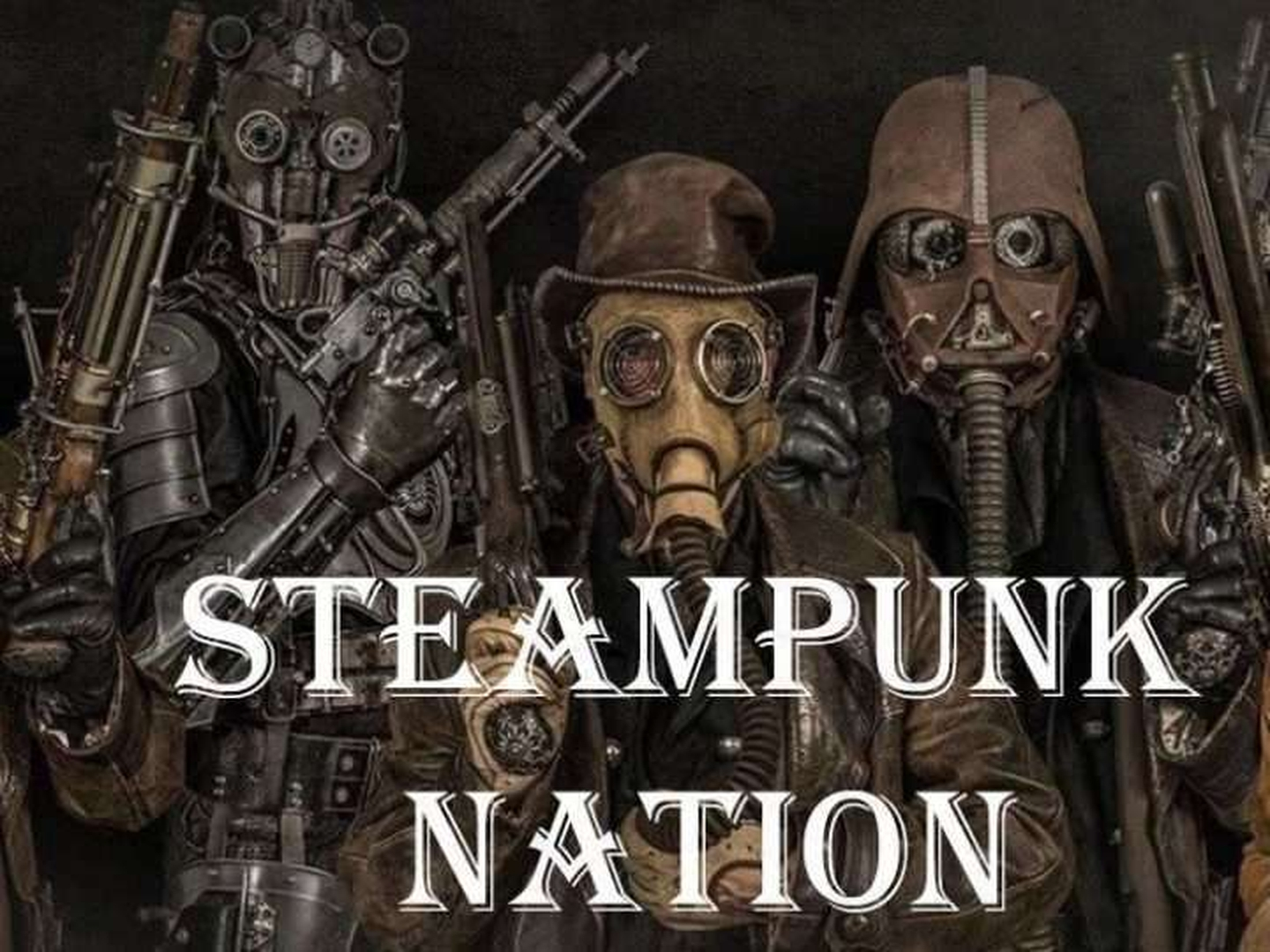 The Steampunk Nation Online Slot Demo Game by 888 Gaming