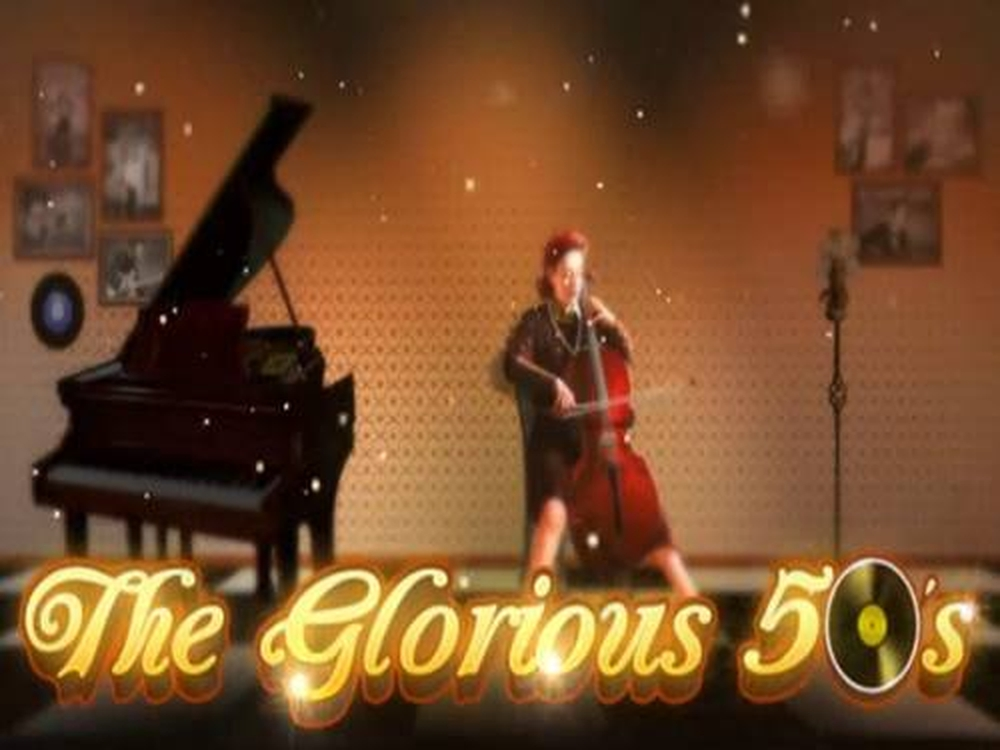 The The Glorious 50s Online Slot Demo Game by 888 Gaming