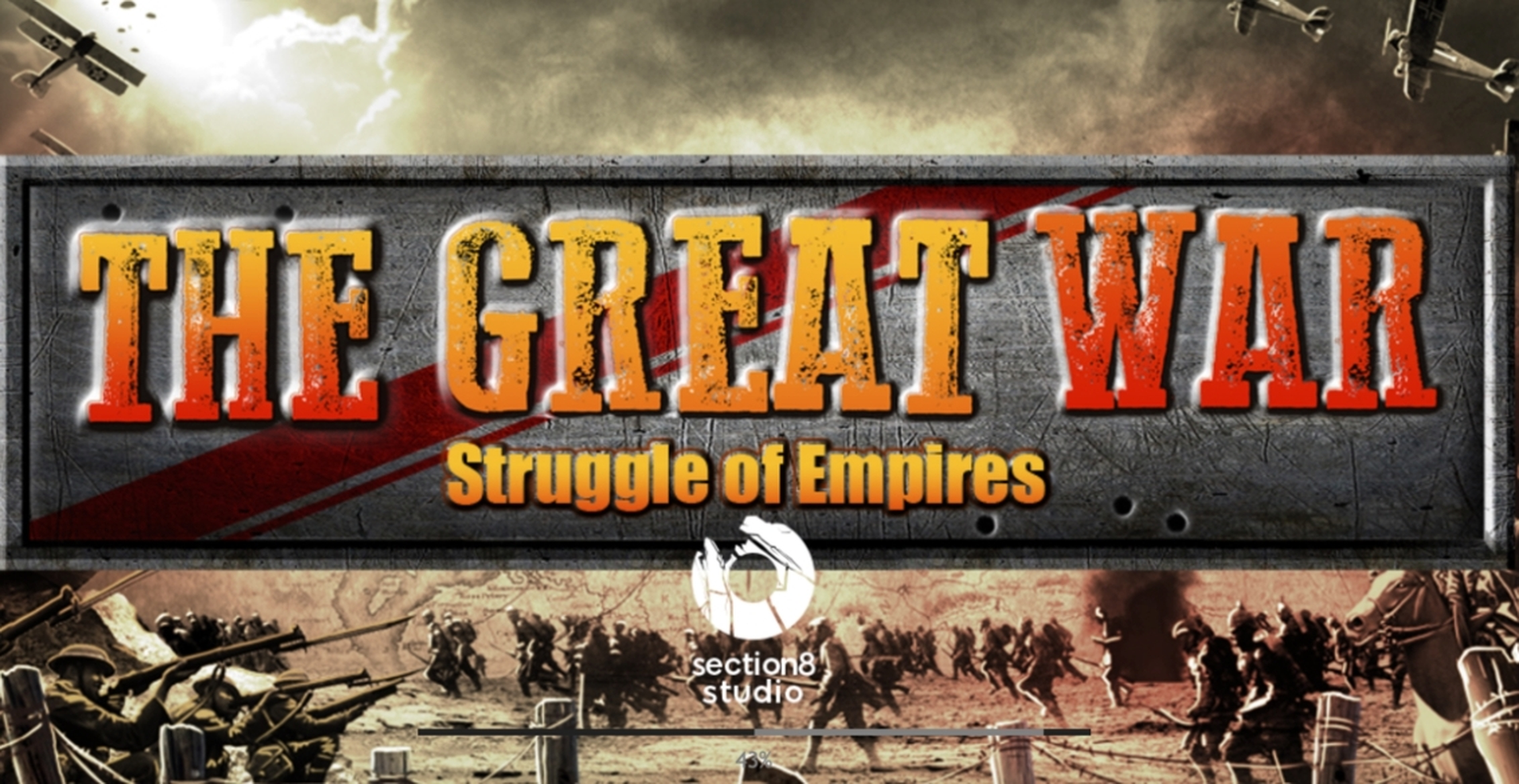 The The Great War (888 Gaming) Online Slot Demo Game by 888 Gaming
