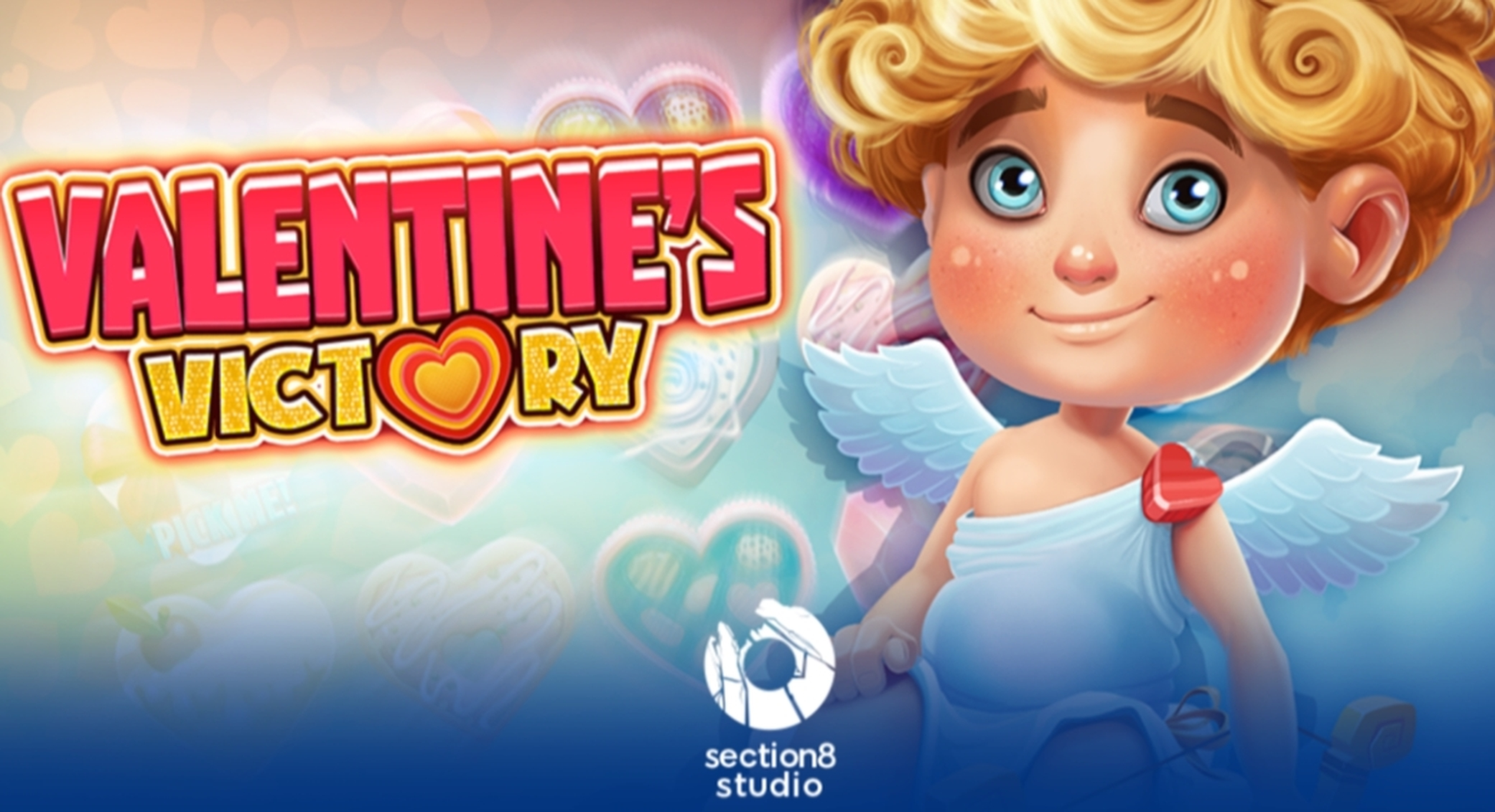 The Valentines Victory Online Slot Demo Game by 888 Gaming