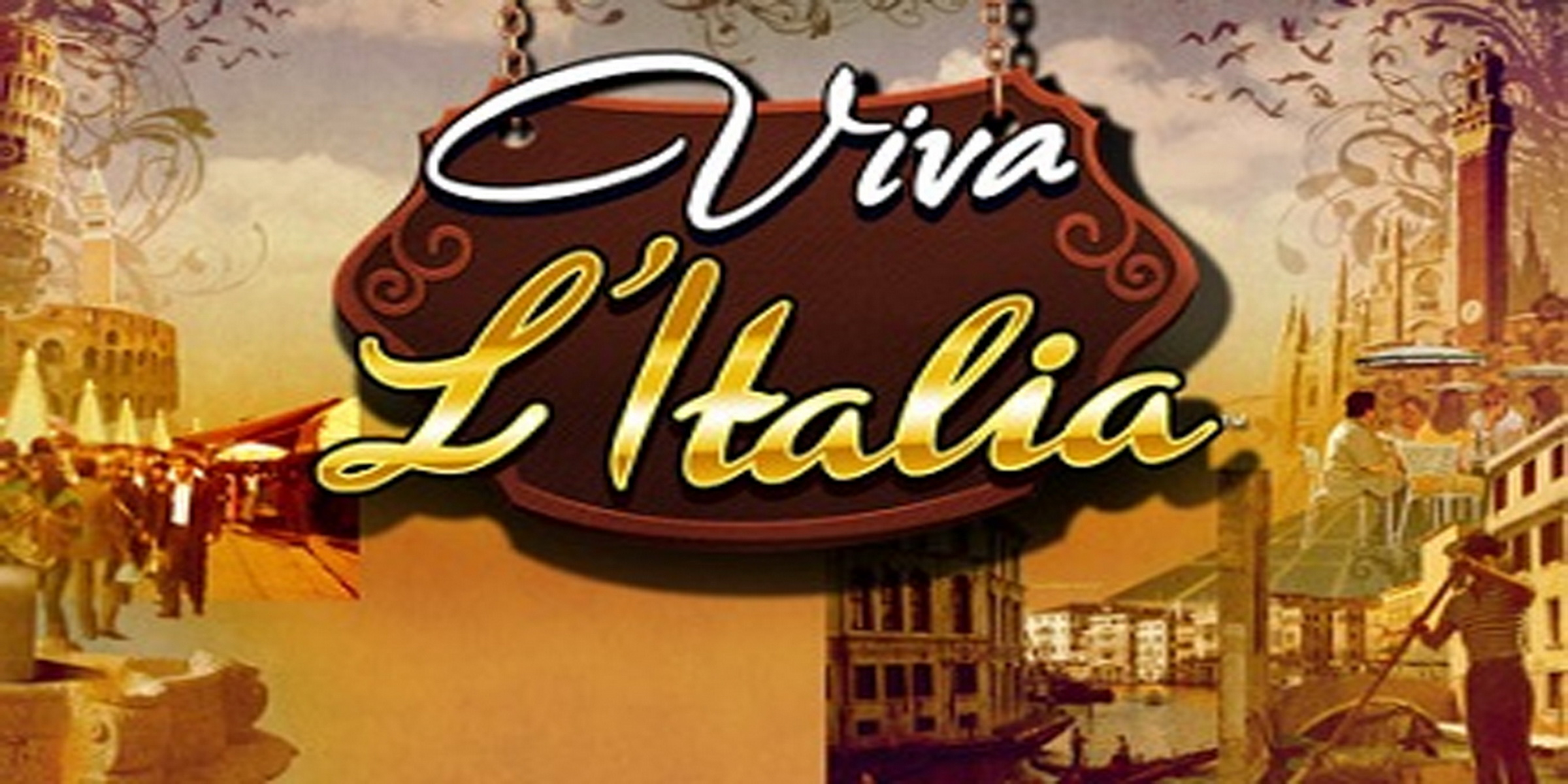 The Viva L'Italia Online Slot Demo Game by 888 Gaming