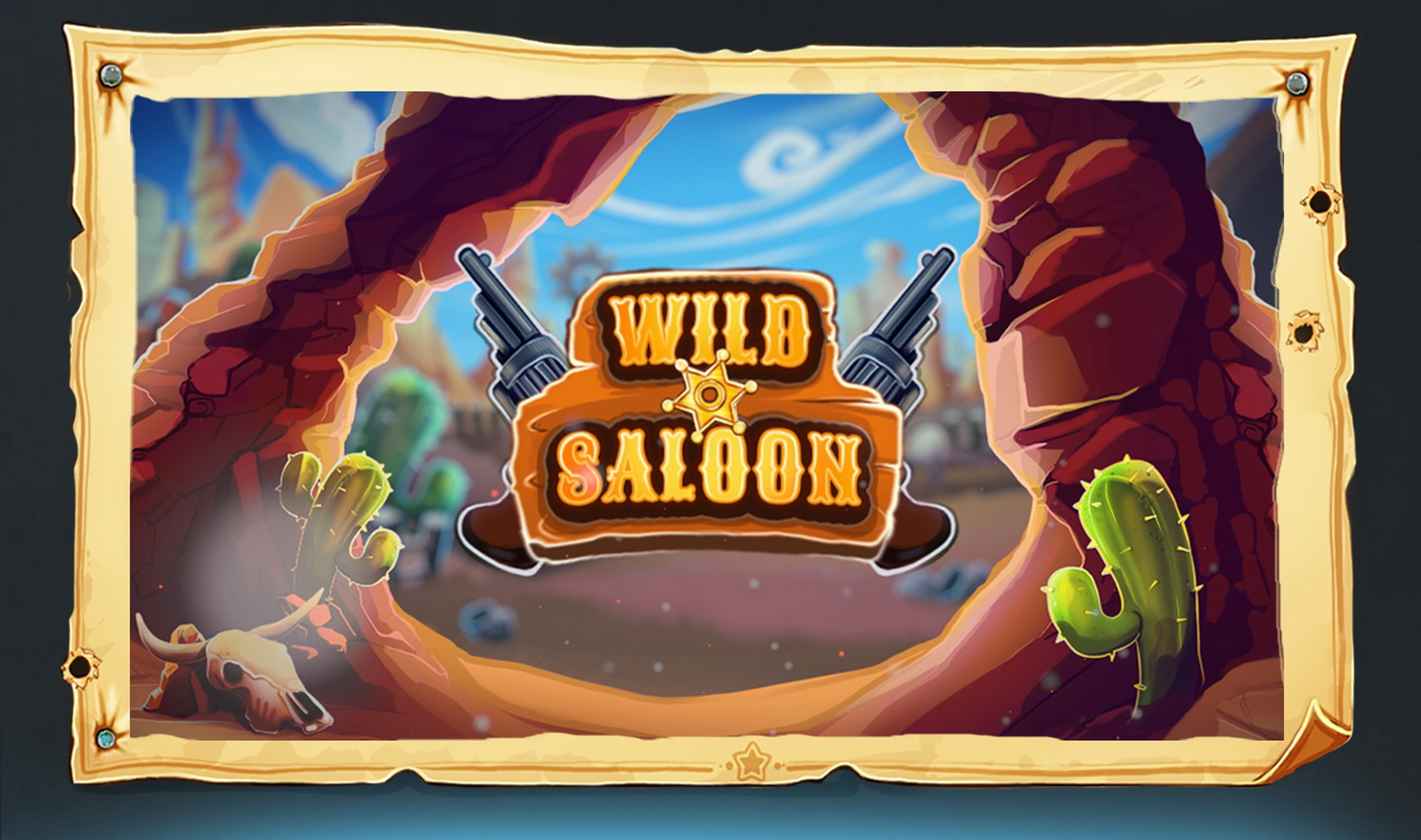The Wild Saloon (888 Gaming) Online Slot Demo Game by 888 Gaming