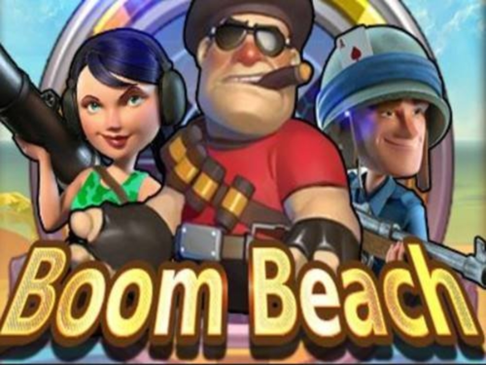 Win Money in Boom Beach Free Slot Game by Aiwin Games