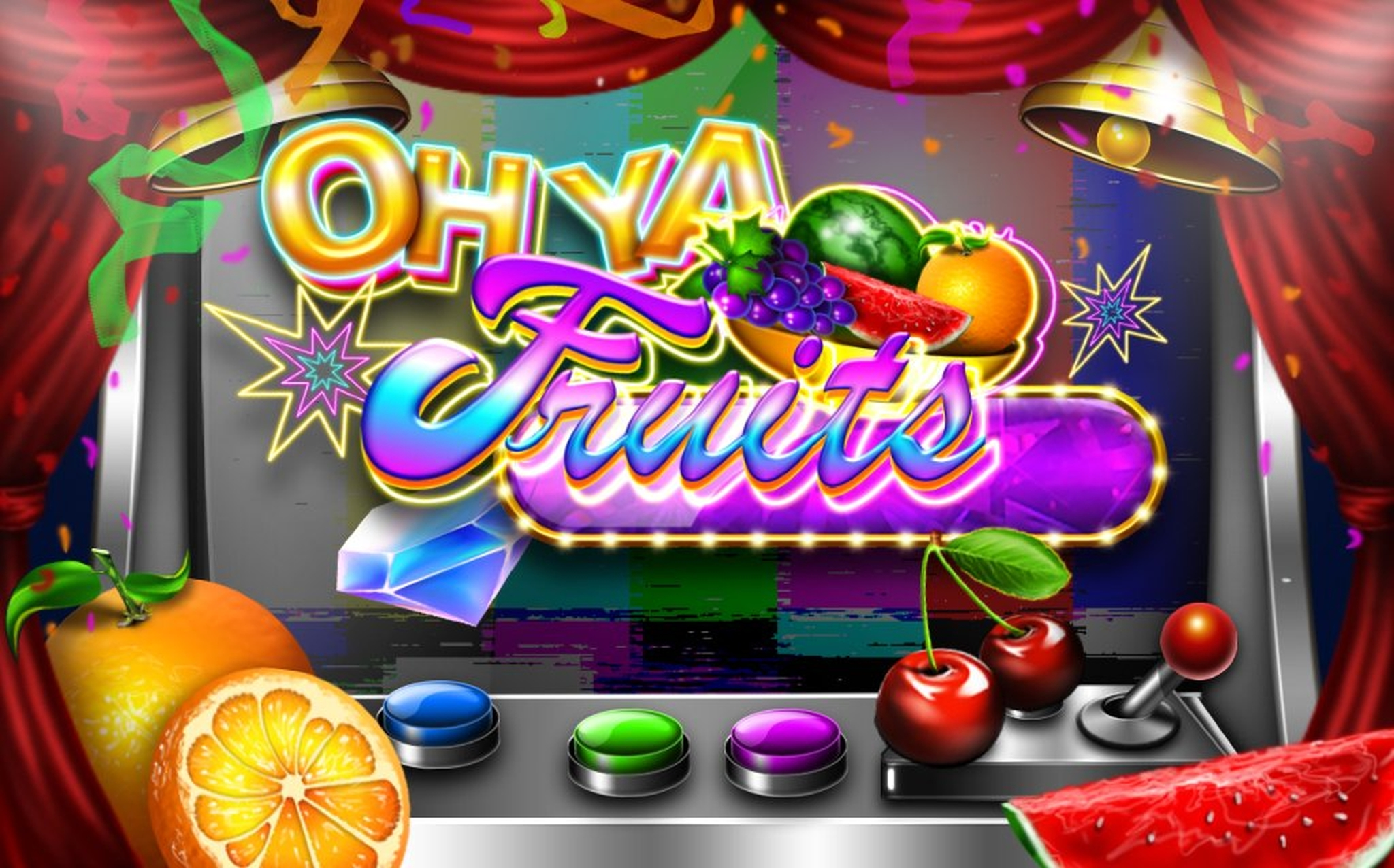 The Ohya Fruits Online Slot Demo Game by AllWaySpin