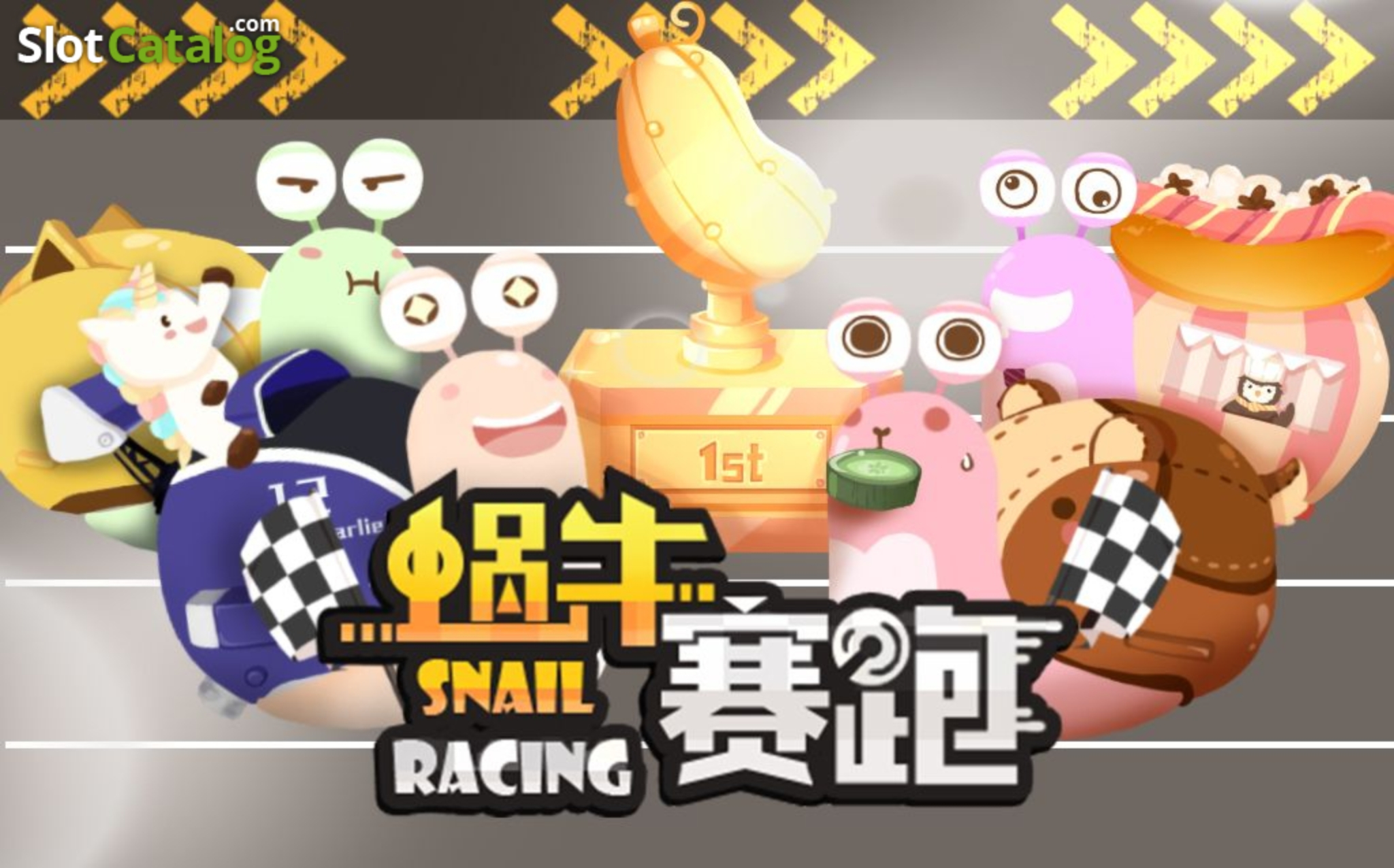 The Snail Racing Online Slot Demo Game by AllWaySpin