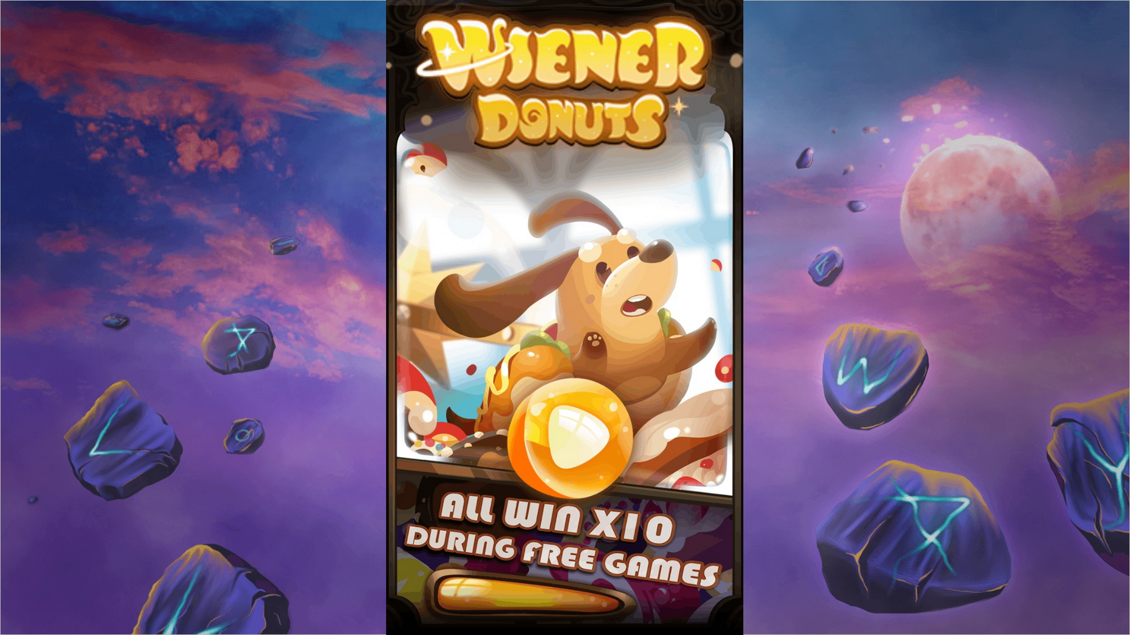 Play Wiener Donuts Free Casino Slot Game by AllWaySpin