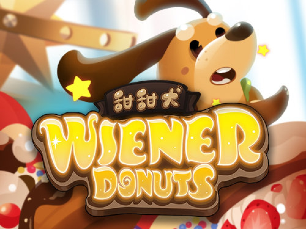 The Wiener Donuts Online Slot Demo Game by AllWaySpin