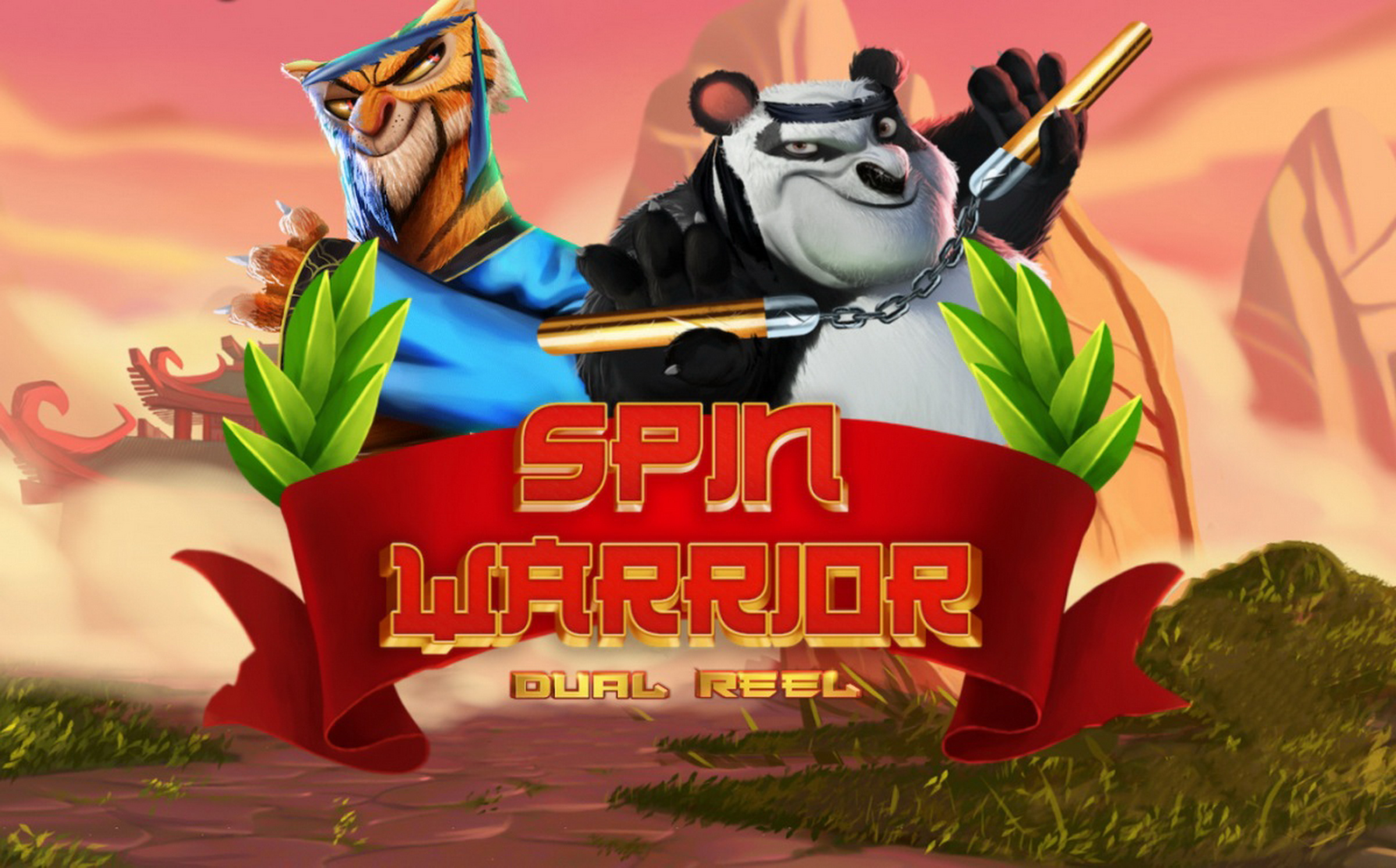 The Spin Warrior Online Slot Demo Game by Boomerang Studios