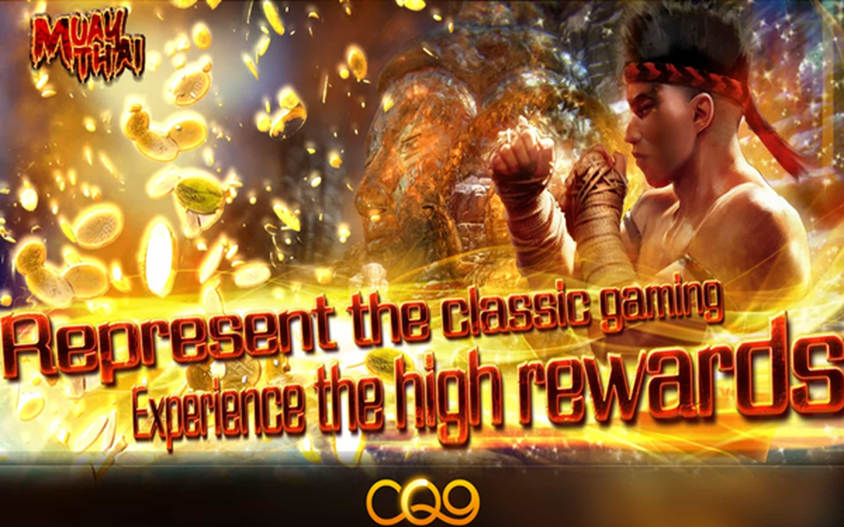 The Muay Thai Online Slot Demo Game by CQ9Gaming