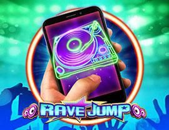 The Rave Jump Online Slot Demo Game by CQ9Gaming