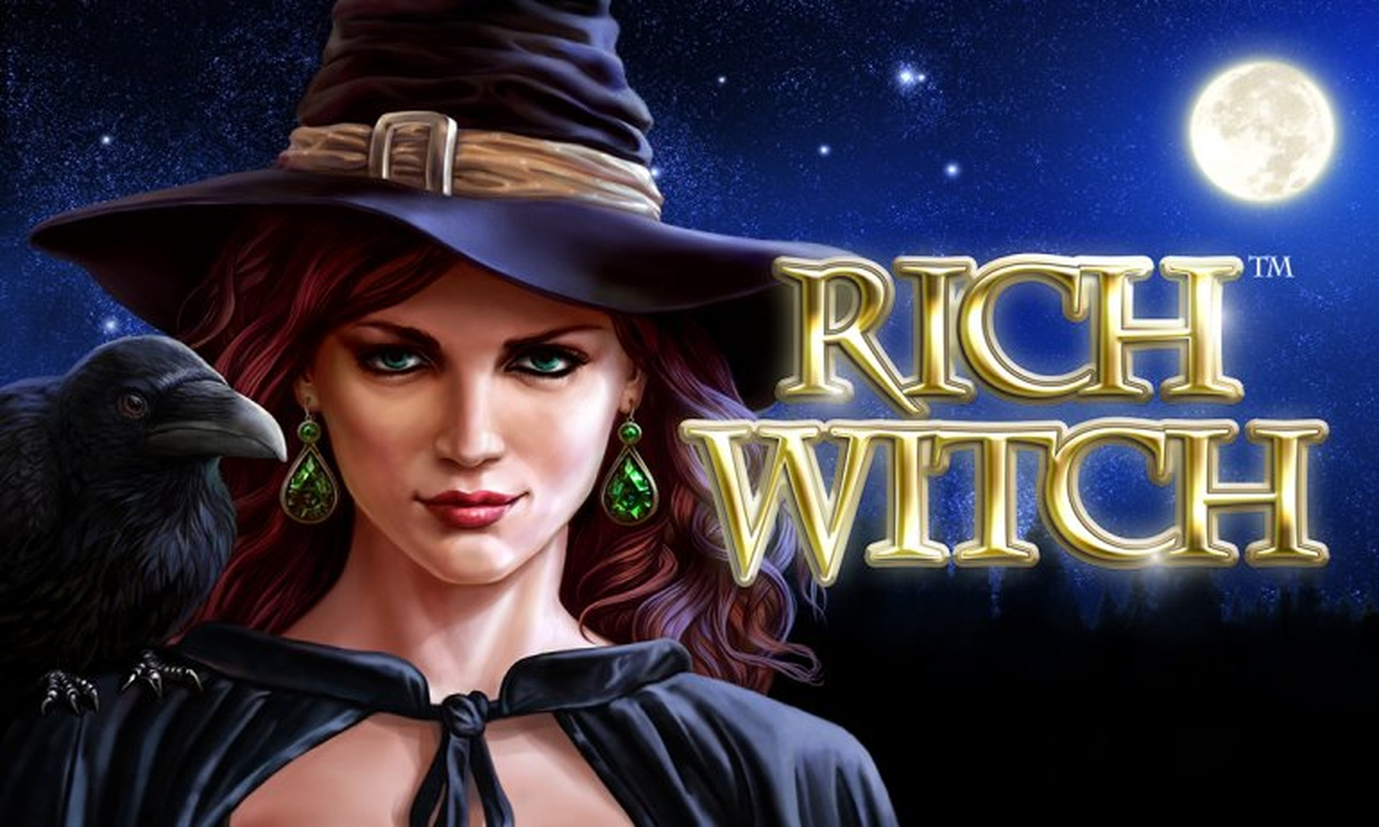 The Rich Witch Online Slot Demo Game by CQ9Gaming