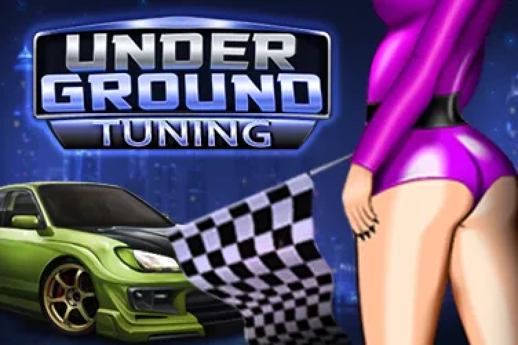 The Underground Tuning Online Slot Demo Game by Charismatic