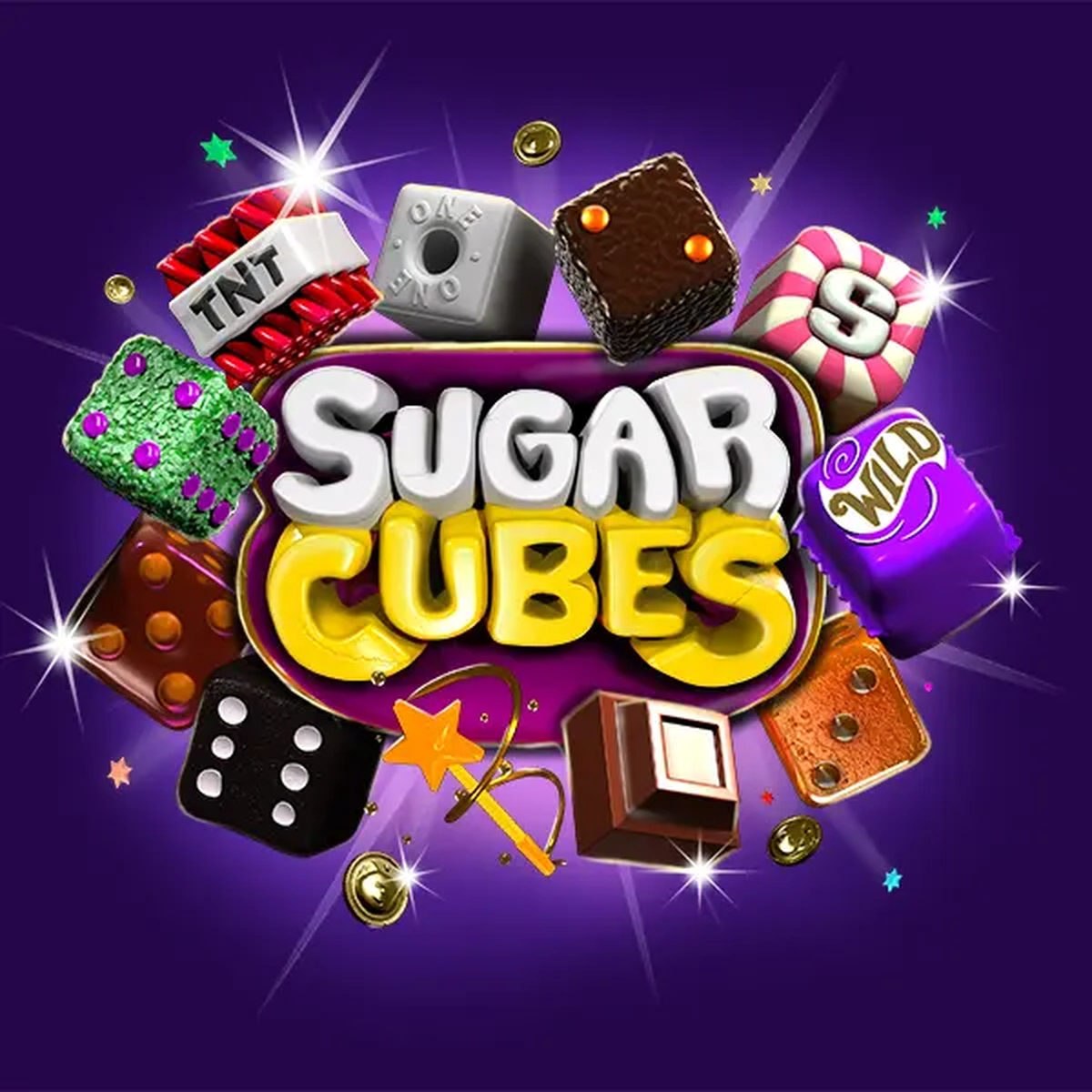 The Sugar Cubes Online Slot Demo Game by DiceLab