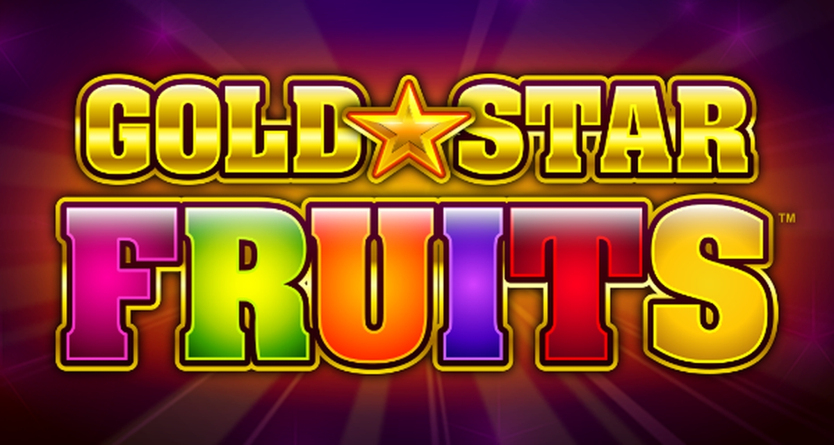 The Gold Star Fruits Online Slot Demo Game by Eurocoin Interactive
