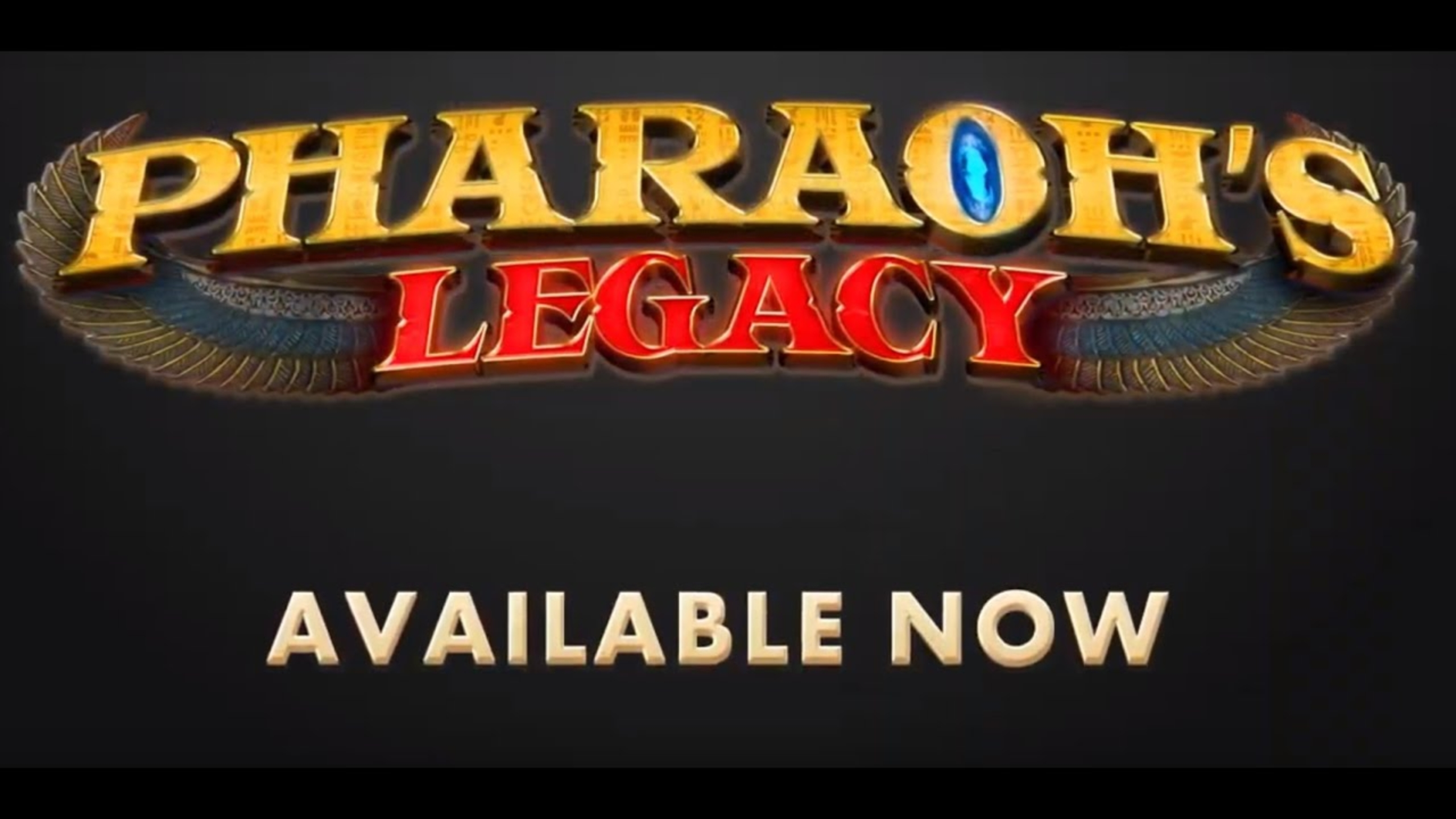 The Pharaoh's Legacy Online Slot Demo Game by FBM
