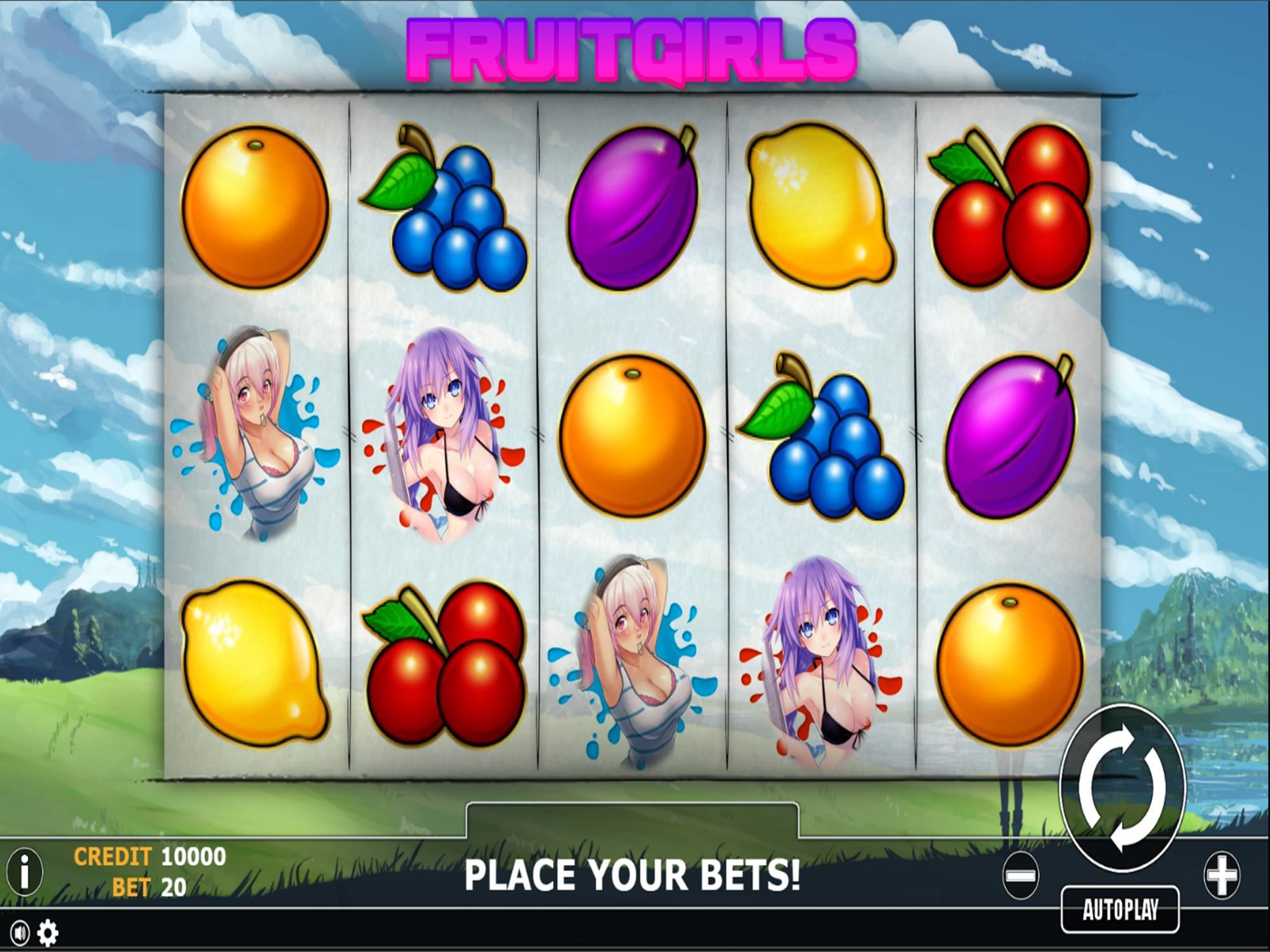The Fruit Game Online Slot Demo Game by Fils Game