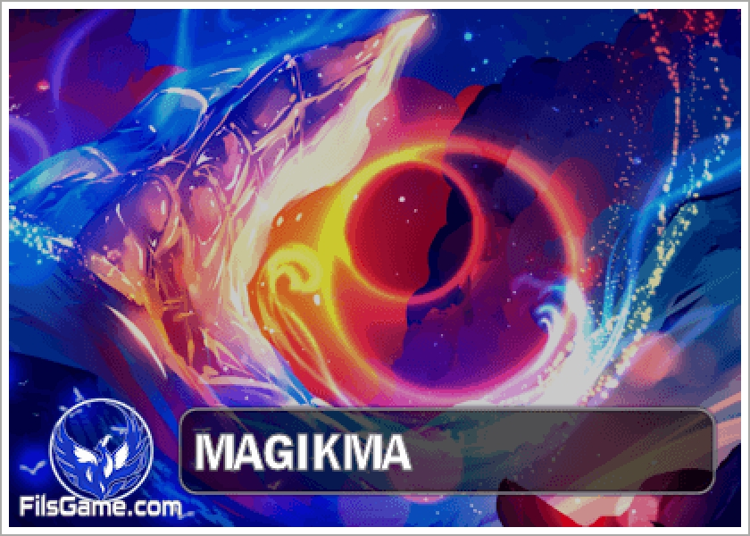 The Magikma Online Slot Demo Game by Fils Game