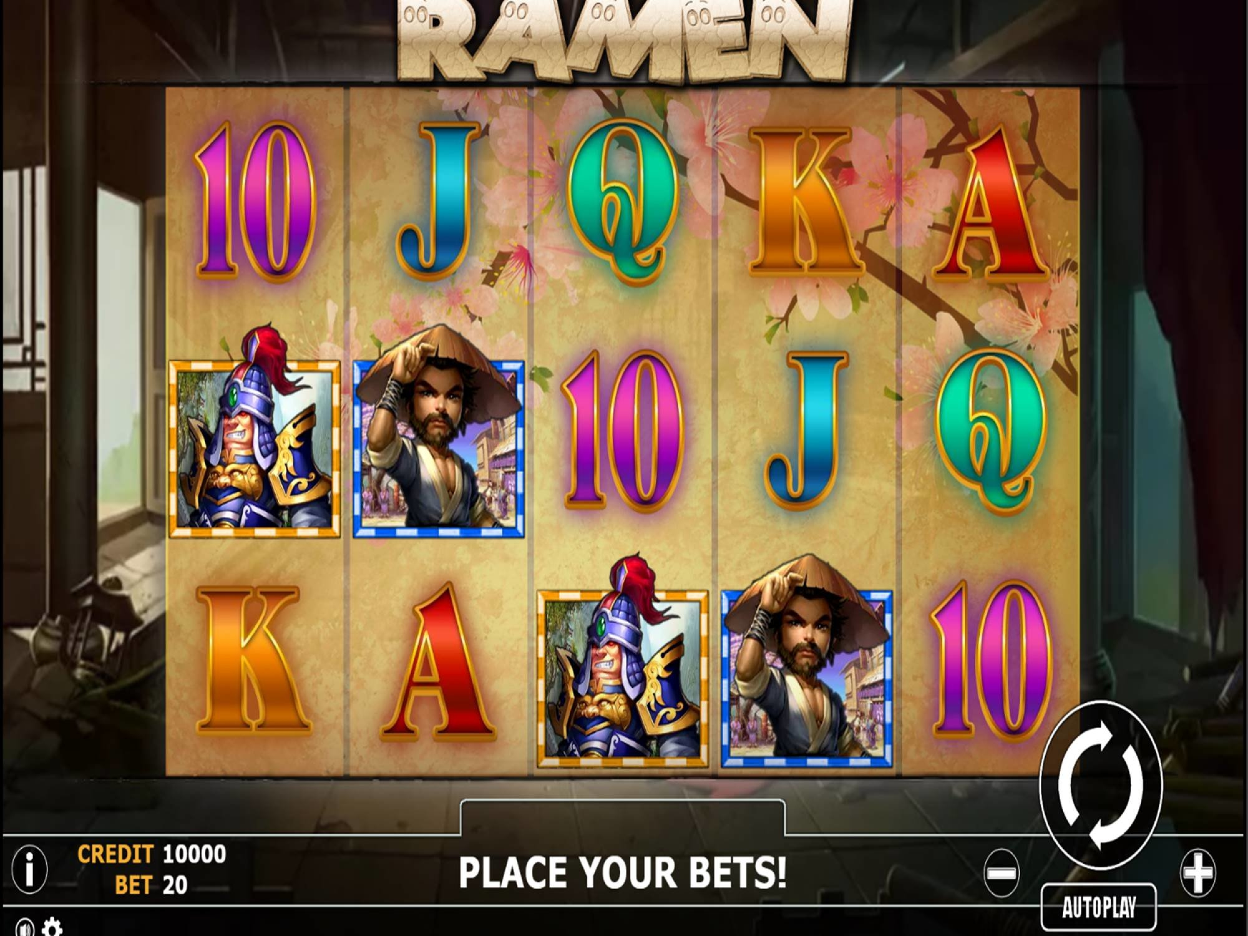 The Ramen Online Slot Demo Game by Fils Game
