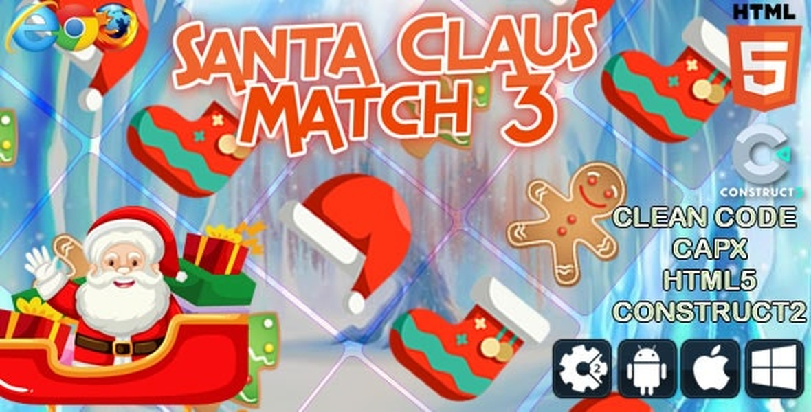 The Santa Claus (Fils Game) Online Slot Demo Game by Fils Game