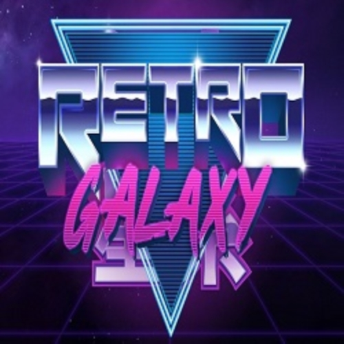 The Retro Galaxy Online Slot Demo Game by Half Pixel Studio