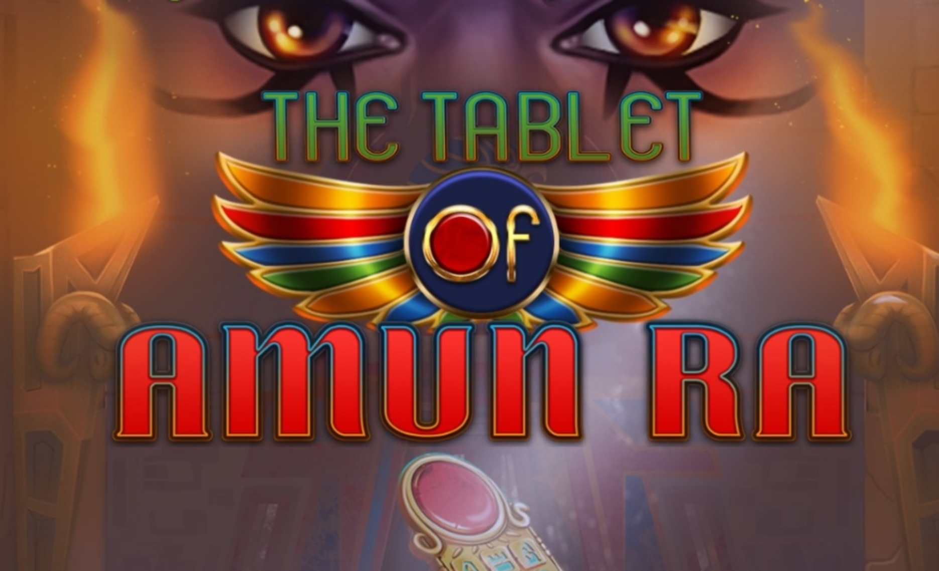 The The Tablet of Amun Ra Online Slot Demo Game by HungryBear