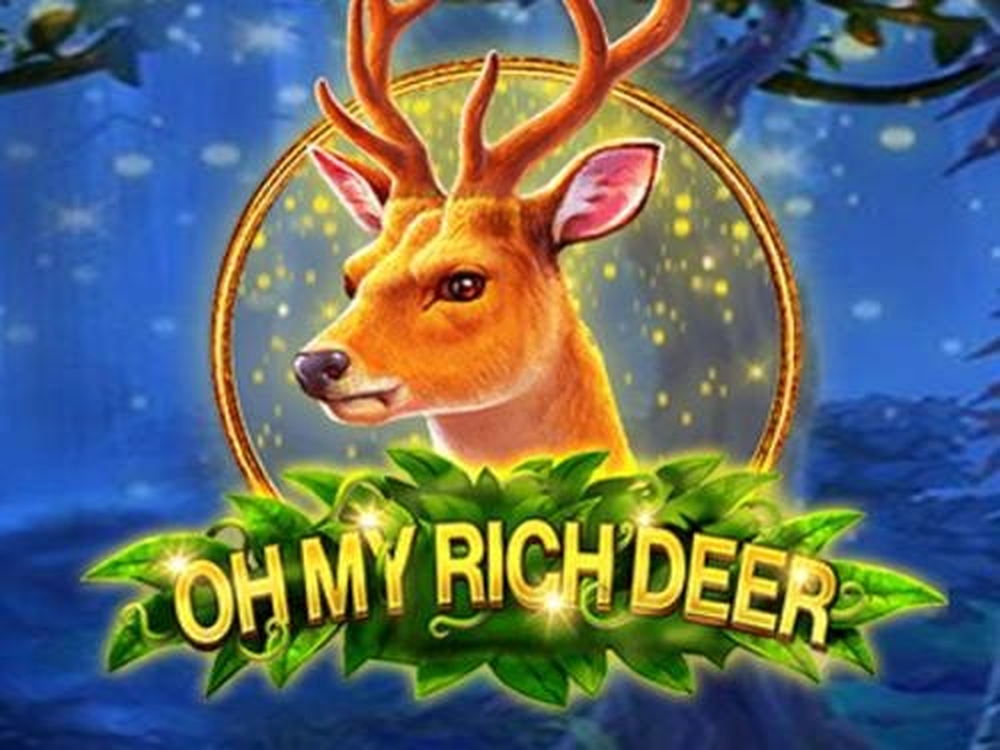 The Oh My Rich Deer Online Slot Demo Game by Iconic Gaming