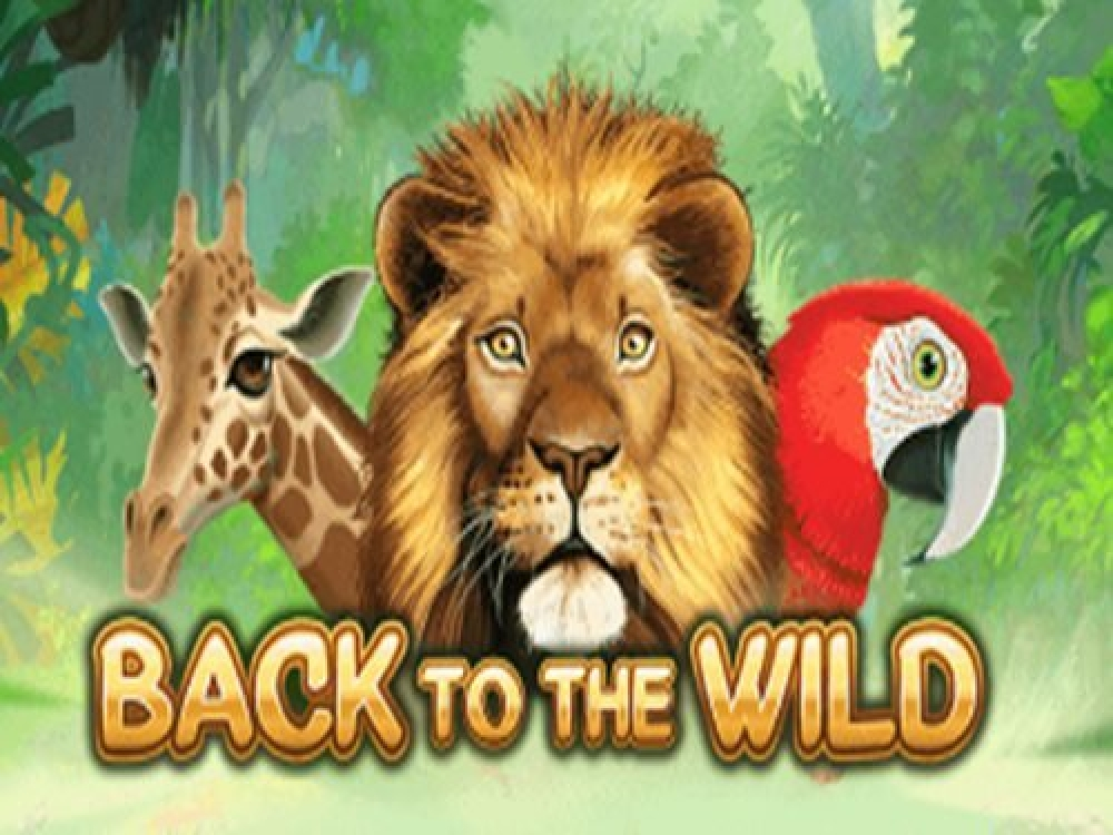 The Back To The Wild Online Slot Demo Game by MikoApps