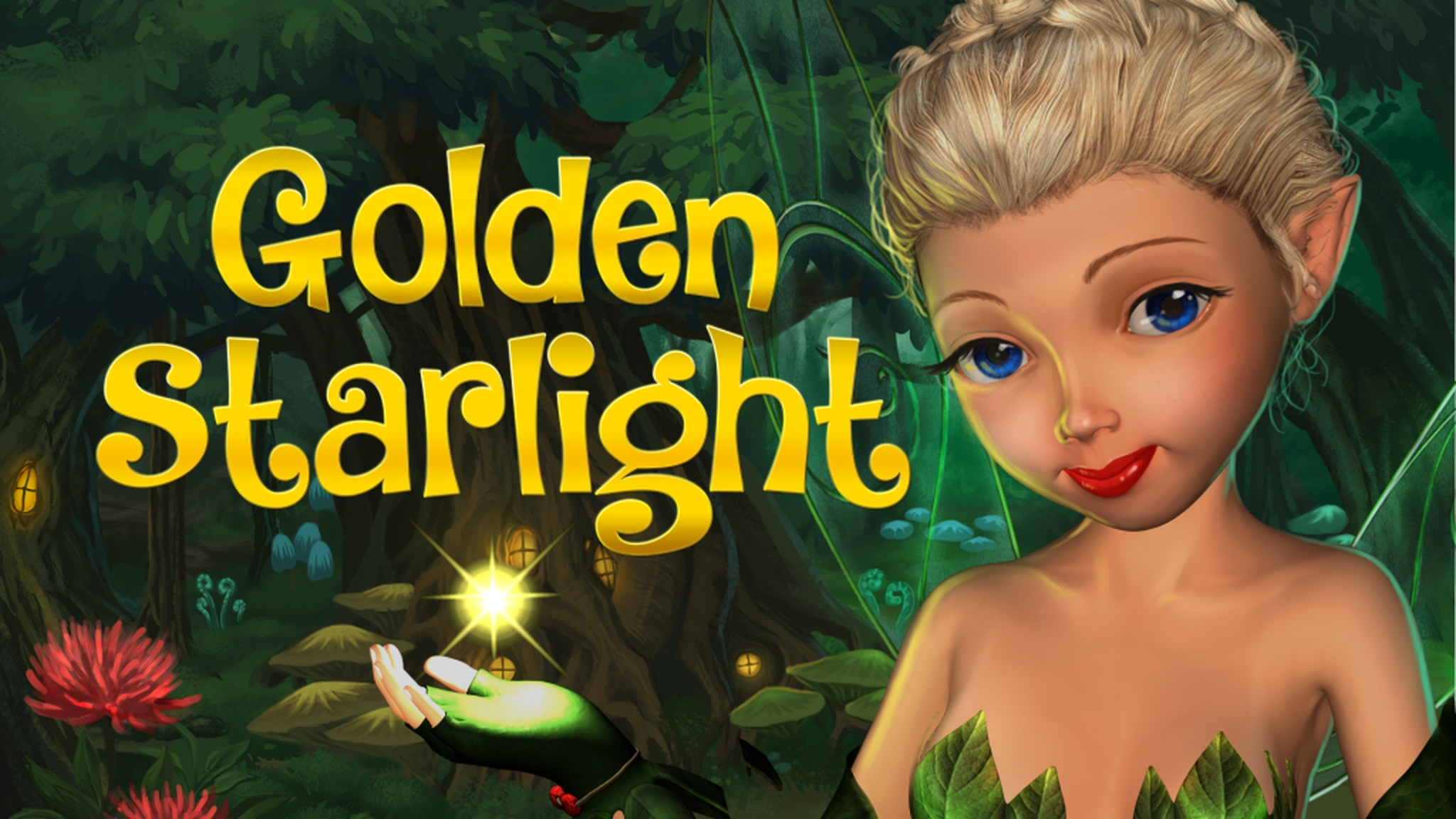 The Golden Starlight Online Slot Demo Game by MikoApps