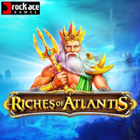 The Riches of Atlantis Online Slot Demo Game by Rocksalt Interactive
