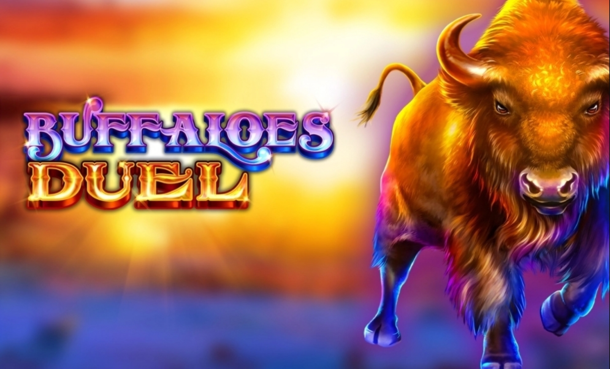 The Buffaloes Duel Online Slot Demo Game by SlotVision