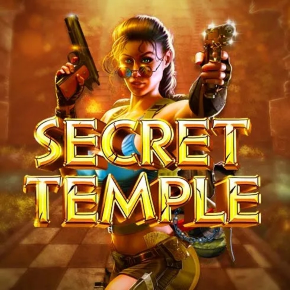 The Secret Temple Online Slot Demo Game by SlotVision