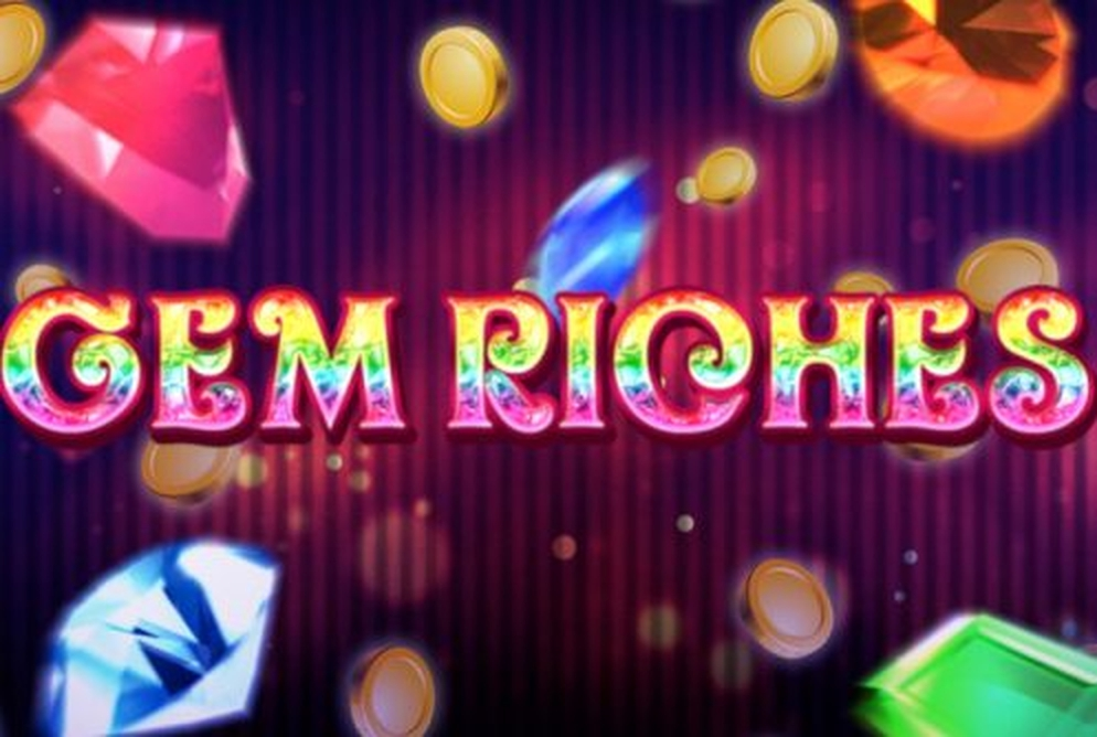 Win Money in Gem Riches Free Slot Game by Swintt