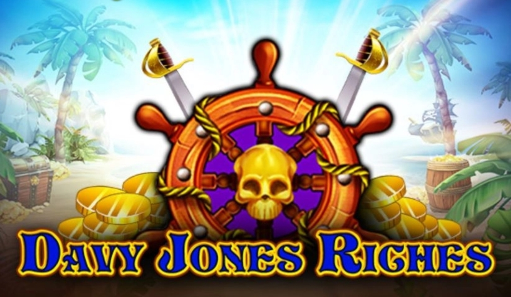 The Davy Jones Riches Online Slot Demo Game by The Stars Group