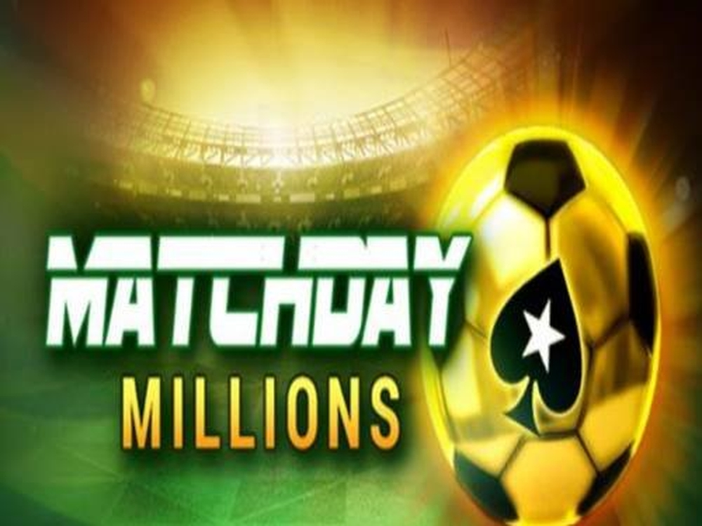 The Matchday Millions Online Slot Demo Game by The Stars Group
