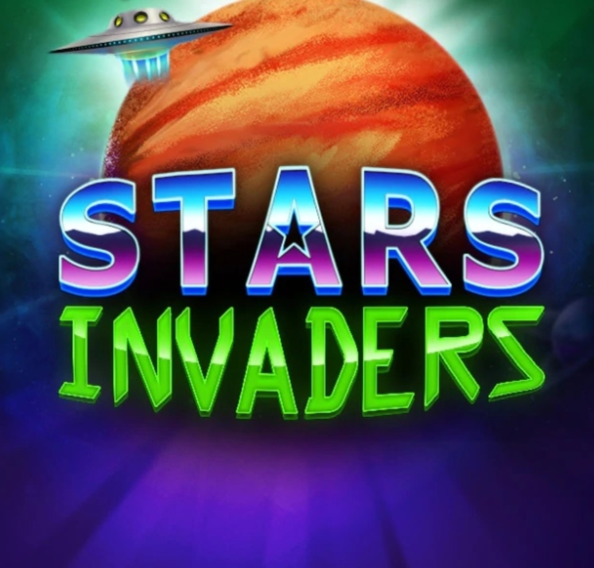 The Stars Invaders Online Slot Demo Game by The Stars Group