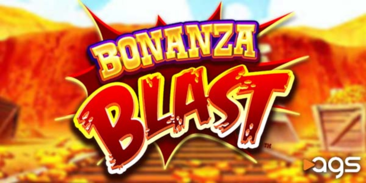 The Bonanza Blast Online Slot Demo Game by AGS
