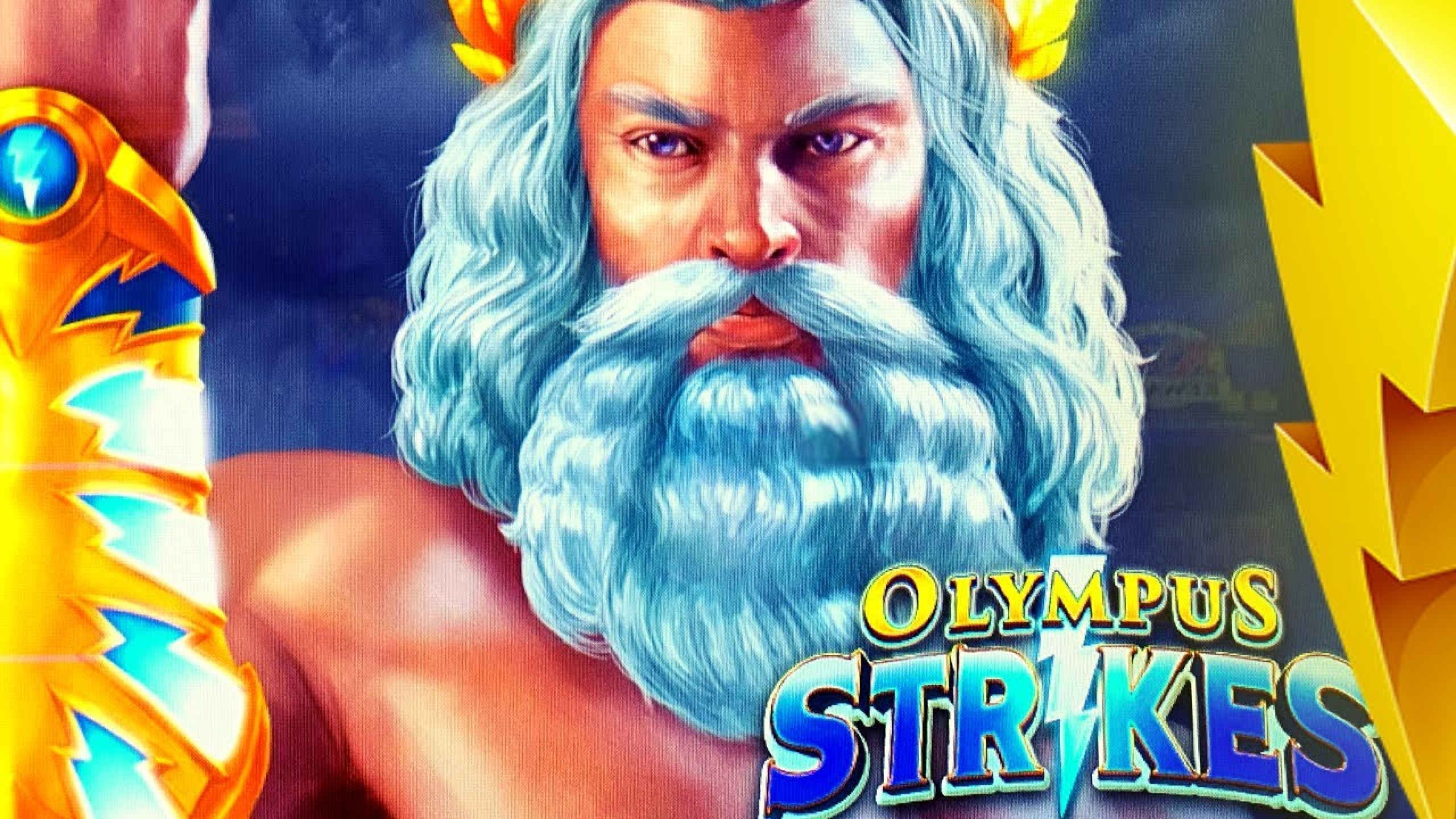 The Olympus Strikes Online Slot Demo Game by AGS