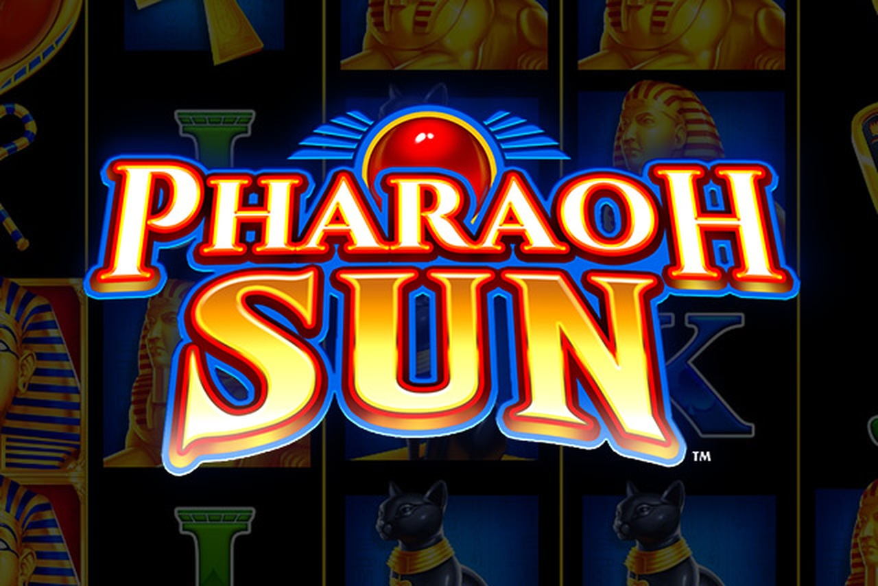 The Pharaoh Sun Online Slot Demo Game by AGS