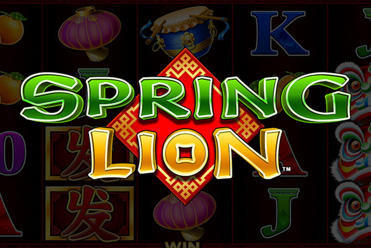 The Spring Lion Online Slot Demo Game by AGS