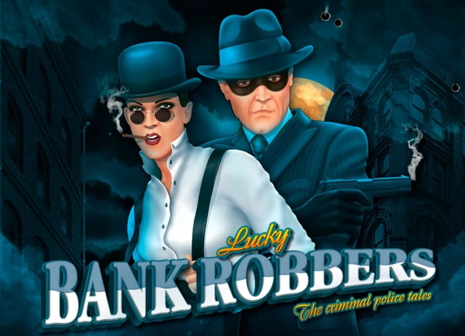 The Bank Robbers 3S Online Slot Demo Game by Air Dice