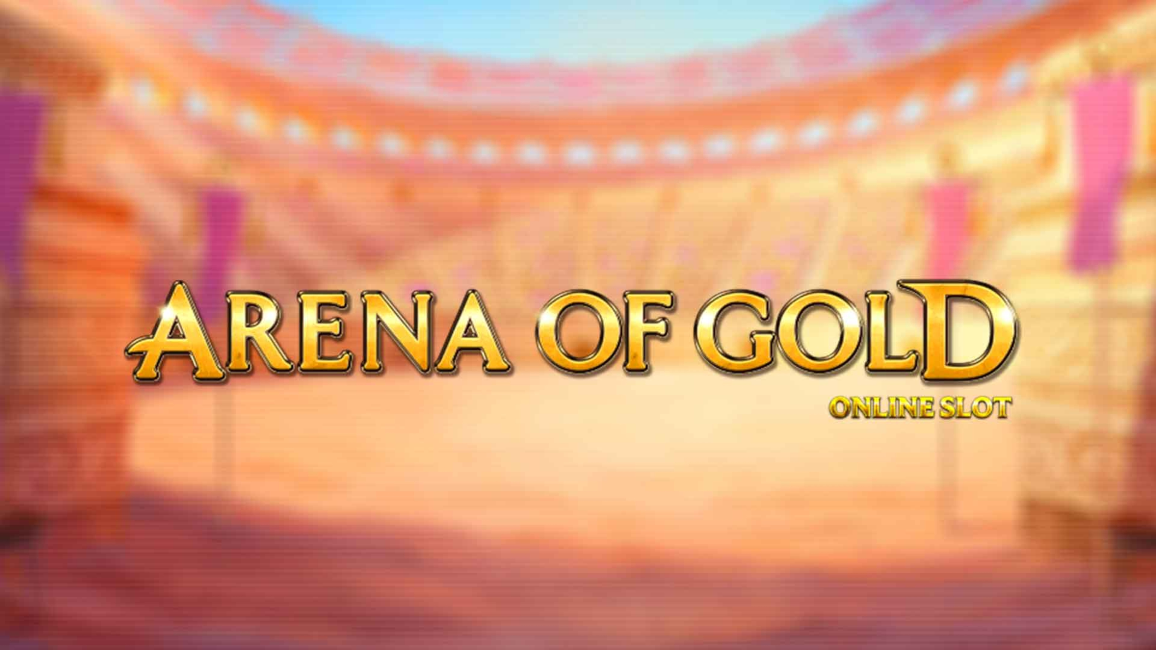 The Arena of Gold Online Slot Demo Game by All41 Studios