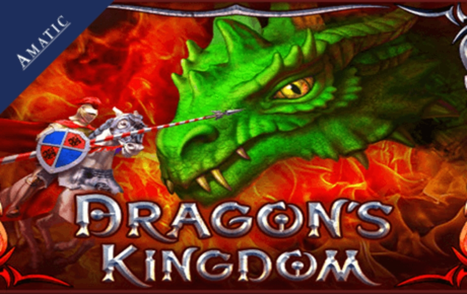 The Dragon's Kingdom Online Slot Demo Game by Amatic Industries