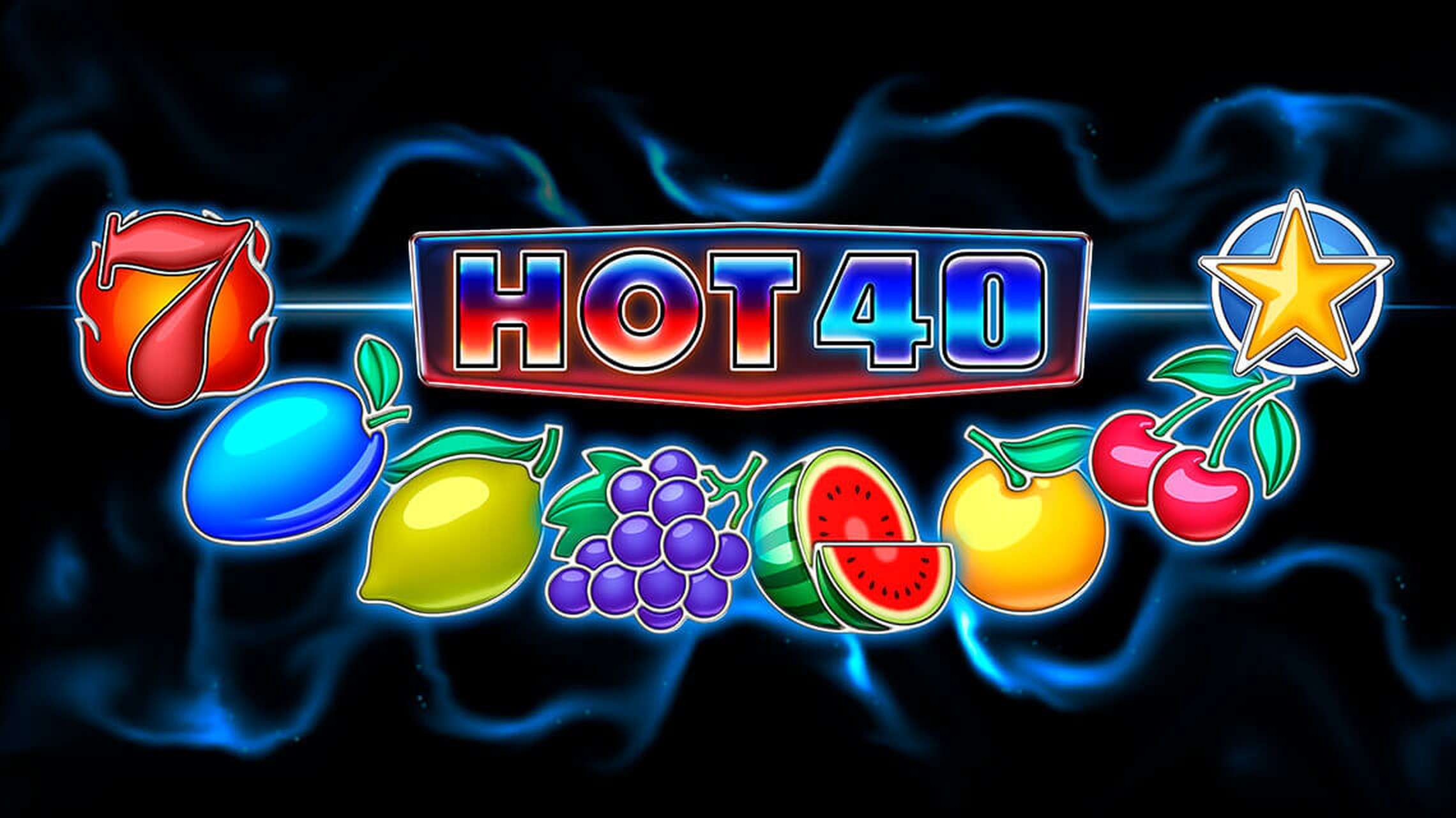 The Hot 40 Online Slot Demo Game by Amatic Industries